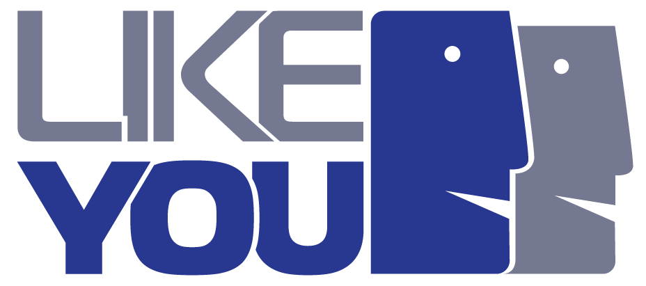 LIKE YOU_logo